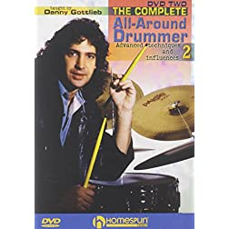 The Complete All-Around Drummer, Vol. 1 and 2