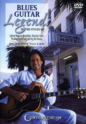 Kenny Sultan: Blues Guitar Legends