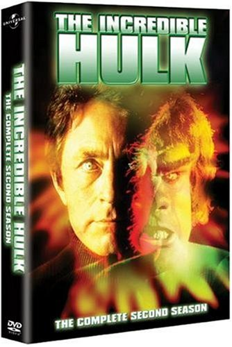 The Incredible Hulk: The Complete Second Season