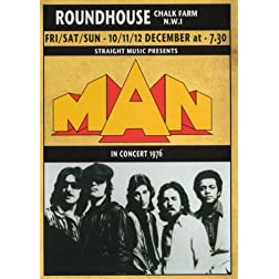 Man: Live at the Roundhouse 1976