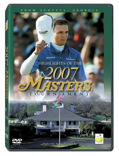 Highlights of the 2007 Masters Tournament