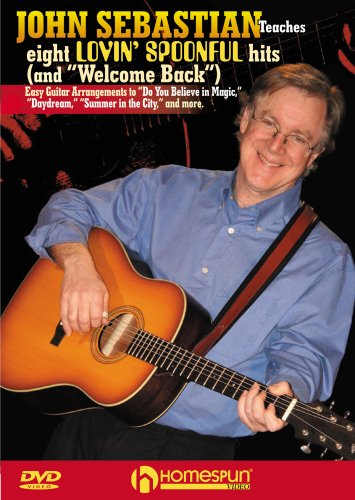 John Sebastian Teaches eight Lovin' Spoonful hits (and