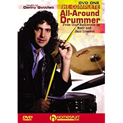 The Complete All- Around Drummer DVD#1