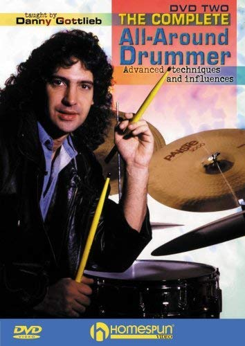 The Complete All- Around Drummer DVD#2