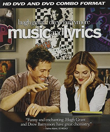 Music and Lyrics (Combo HD DVD and Standard DVD) [HD DVD]