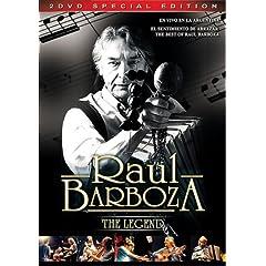 En Vivo en La Argentina/El Sentimiento de Abrazar: The Best of Raulbarboza