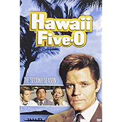Hawaii Five-O - The Second Season