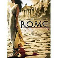 Rome - The Complete Second Season