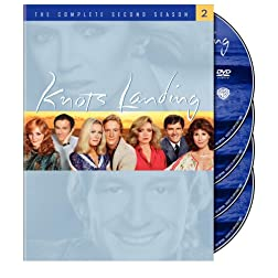 Knots Landing - The Complete Second Season