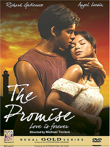 The Promise - Philippines Filipino Tagalog DVD Movie