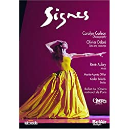 Signes:Ballet By Carolyn Carlson Musi
