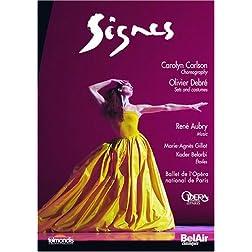 Signes:Ballet By Carolyn Carlson Musi