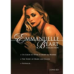 The Emmanuelle Beart Collection (A Heart In Winter / The Story Of Marie and Julien / Nathalie)
