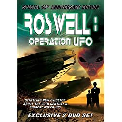 Roswell - Operation UFO (60th Anniversary Edition)
