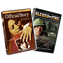 Blessed by Fire/Official Story