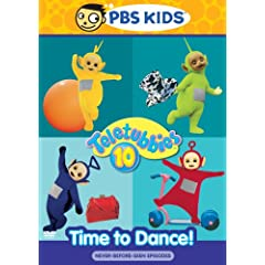Teletubbies 10 - Time to Dance!