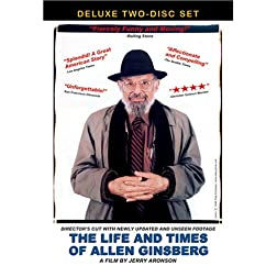 The Life and Times of Allen Ginsberg (Deluxe Two-Disc Set)