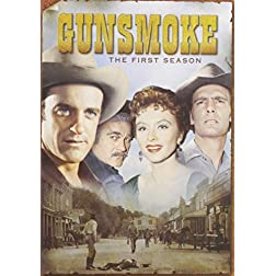 Gunsmoke - The First Season