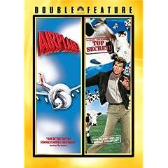 Airplane! (1980) / Top Secret! (1984) (Double Feature)