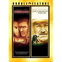Enemy At the Gates (2001) / Uncommon Valor (1983) (Double Feature)