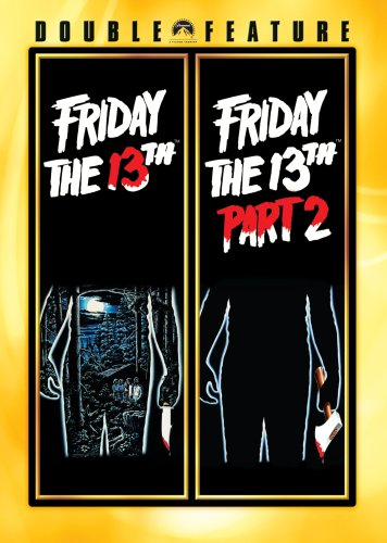 Friday the 13th (1980) / Friday the 13th Part 2 (1981) (Double Feature)