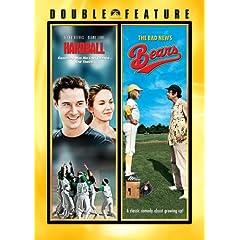Hardball (2001) / The Bad News Bears (1976) (Double Feature)