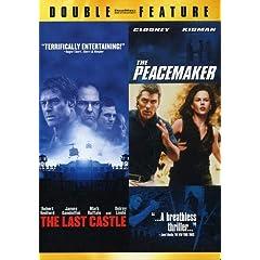 The Last Castle (2001) / The Peacemaker (1997) (Double Feature)