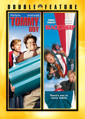 Tommy Boy (1995) / Black Sheep (1996) (Double Feature)