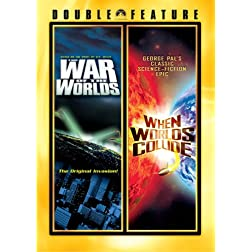 The War Of the Worlds (1953) / When Worlds Collide (1951) (Double Feature)