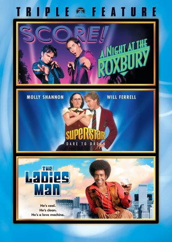 A Night At the Roxbury / Superstar / The Ladies Man (Triple Feature)