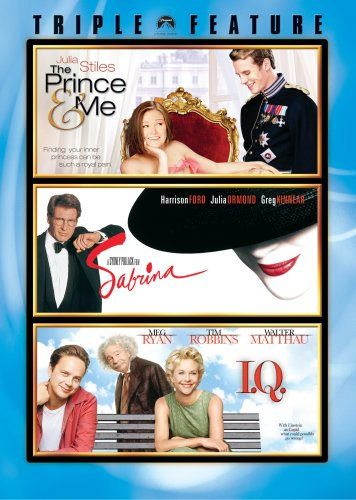 The Prince & Me / Sabrina / I.Q. (Triple Feature)