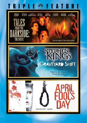 Tales From the Darkside: The Movie / Stephen King's Graveyard Shift / April Fool's Day (Triple Feature)
