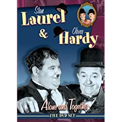 Laurel & Hardy - Alone & Together