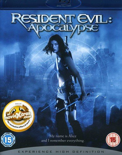 Resident Evil Apocalypse [Blu-ray]