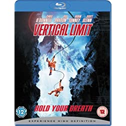 Vertical Limit [Blu-ray]