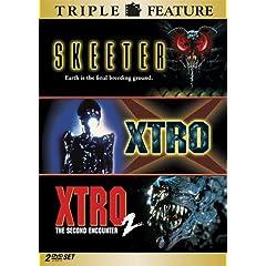 Skeeter / Xtro / Xtro 2: The Second Encounter (Triple Feature)