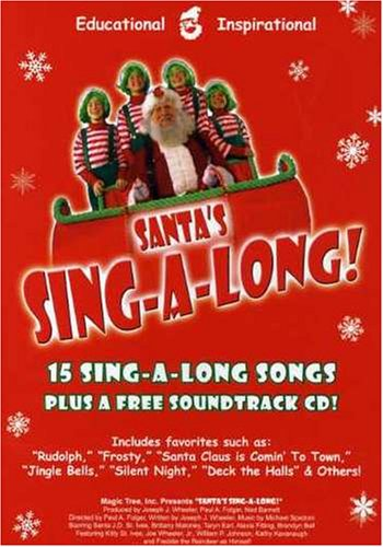 Santa's Sing-A-Long (2pc) (Bonc)