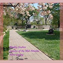 Maddy Studios Seasons of the Mid-Atlantic Films-Spring