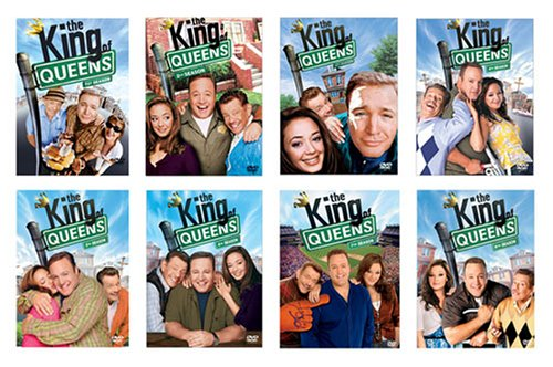 The King of Queens (Seasons 1-8)