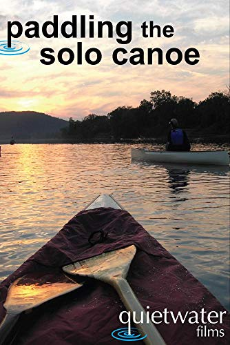 Paddling the Solo Canoe