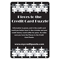 Pieces to the Credit Card Puzzle