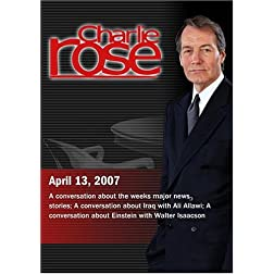 Charlie Rose (April 13, 2007)