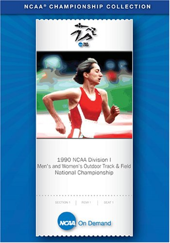 1990 NCAA Division I Men's and Women's Outdoor Track & Field