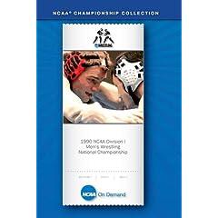 1990 NCAA Division I Men's Wrestling National Championship