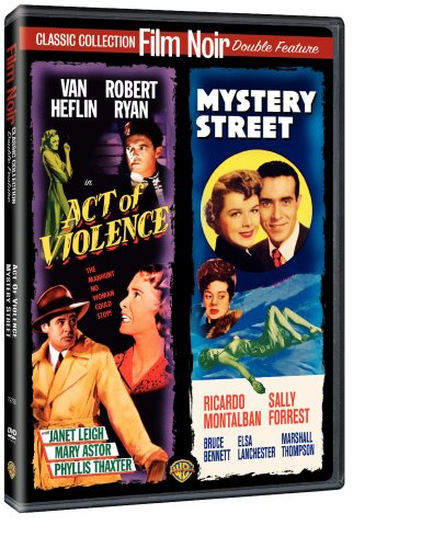 Act of Violence / Mystery Street (Film Noir Double Feature)