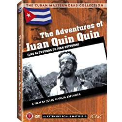 The Adventures of Juan Quin Quin (Las Aventuras De Juan Quinquin)