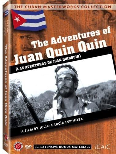 The Adventures of Juan Quin Quin (Las Aventuras De Juan Quinquin)