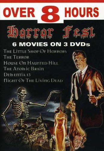 Horror Fest Mega Pack (3pc) (Gift)