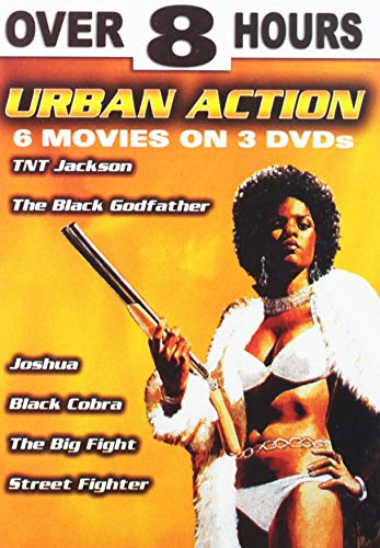 Urban Action Mega Pack (3pc) (Gift)