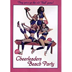 Cheerleaders' Beach Party